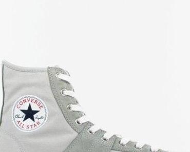 """Neue Converse 60s Style Sneakers  """"Lady All Star"""", wir finden das Modell eher nicht so gut!"""