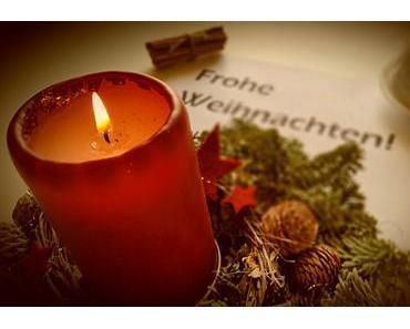 Frohe Weihnachten! Eine Danksagung