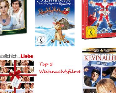 Meine Top 5 Weihnachtsfilme II Blogmas #20
