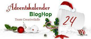 Stampin UP Team Adventskalender Nr 24