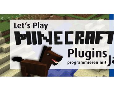 Buchvorstellung: Let's Play Minecraft – Plugins programmieren mit Java