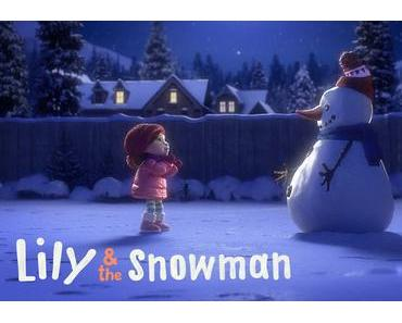 Lily & the Snowman: Make time for what you love!