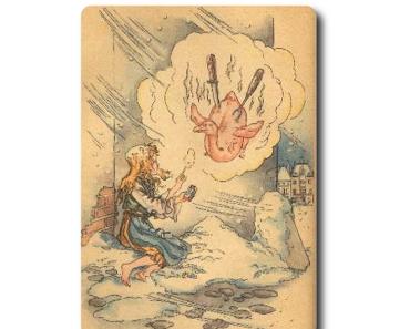 Das kleine Mädchen mit den Schwefelhölzern ⋅ Silvestergeschichte ⋅ Hans Christian Andersen