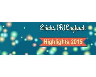 Der Jahresrückblick 2015