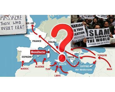 Erdowahn schickt noch immer tausende Dschihadisten täglich nach Europa