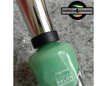 [Nails] Specialties mit Sally Hansen 842 Mojito