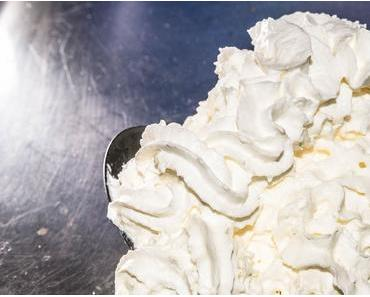 Tag der Schlagsahne in den USA – der amerikanische National Whipped Cream Day