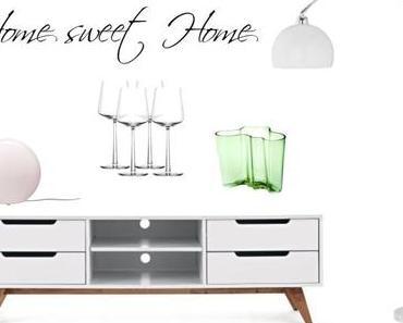 Home sweet Home – Schöner Wohnen im Wohnzimmer