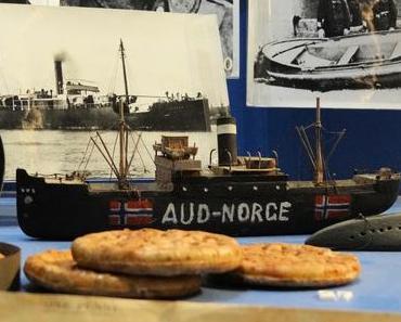 1916: Ein deutsches Schiff voller Waffen für Irland