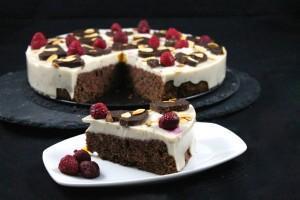 Sweet Sunday: Panna-cotta-Orangen-Torte