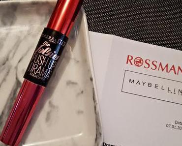 Produkttest – Maybelline The Falsies – Push Up Drama Mascara