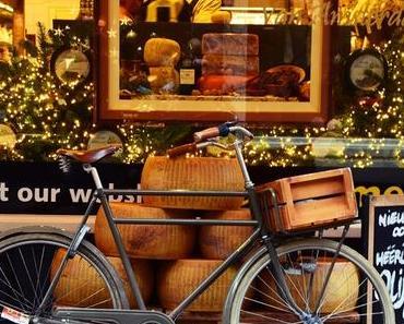 Amsterdam, du wundervolles Städtchen