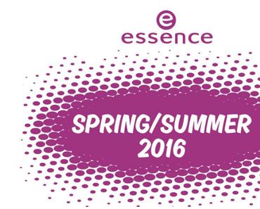 Essence Sortimentumstellung Frühjahr 2016-Part 3 Nails ♥
