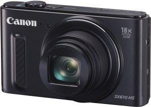 Canon PowerShot SX610 HS Test