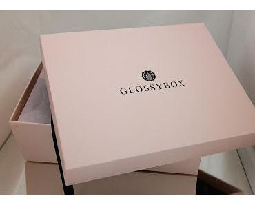 Glossybox Januar 2016 - New year, new you-Edition