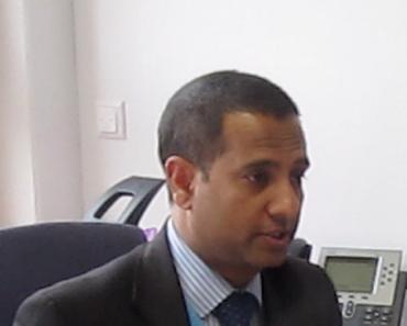 Interview mit Dr. Ahmed Shaheed am 10.09.2015 bei DorrTV