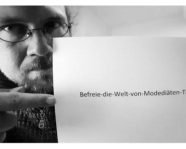 Befreie-die-Welt-von-Modediäten-Tag – der amerikanische Rid the World of Fad Diets and Gimmicks Day