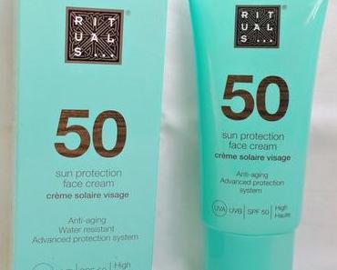 [Mein aktueller Sonnenschutz] Rituals Sun Protection Face Cream