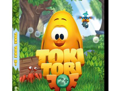 TOKI TORI 2+ RETAIL EDITION kommt Ende Februar in den Handel