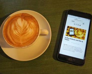 Kaffee & Beats mit Pat App