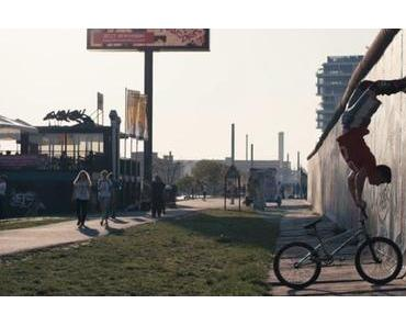 Tim Knoll BMX-Freestyle in Berlin