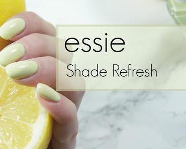 essie Shade Refresh 2016