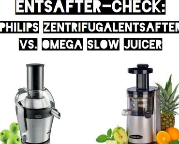 Entsafter-Check: Slow Juicer versus Zentrifugalentsafter