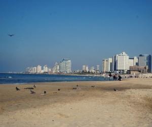 Tel Aviv Backpacking