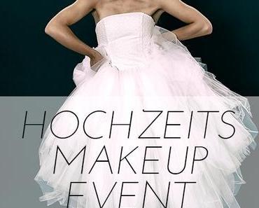 Februar ist Schmink-Monat: Das ANNE WOLF Hochzeits-Make-up Event – Ein Abend mit den Make-up Profis der Hochzeitsbranche