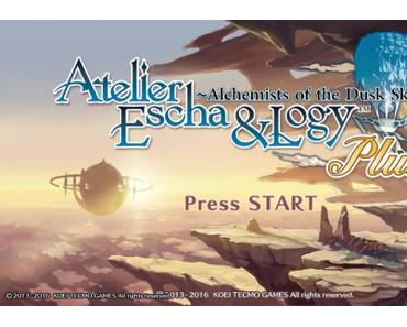 Atelier Escha & Logy Plus – Alchemists of the Dusk Sky Review / Test