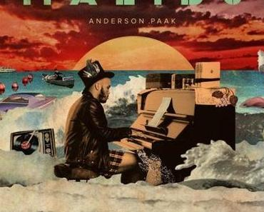 Pick #15: Anderson .Paak