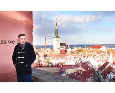 Dip Dye und Duffle Coat in Tallinn
