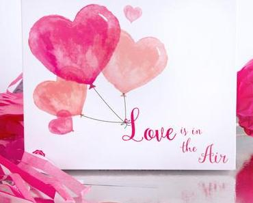 Vorschau Glossybox Februar 2016 - Love is in the air - Edition