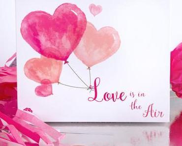 Vorschau Glossybox Februar 2016 - Love is in the air - Edition