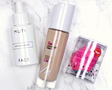 [Favourites] MUTI Anti-Aging Serum // Manhattan 3in1 Easy Match Make up