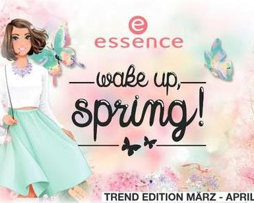 essence wake up, spring! Trend Edition