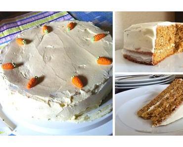 Tag des Karottenkuchen in den USA – der amerikanische National Carrot Cake Day