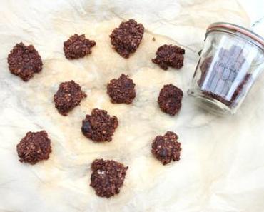 Cookies – clean, vegan und schokoladig