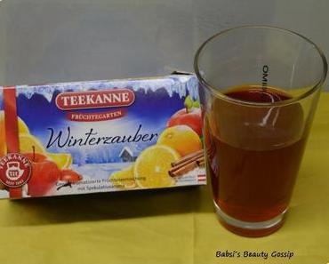 Teekanne Teil 1- Früchtetees