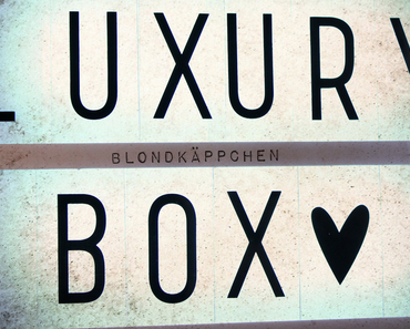 Luxury Box No. 1 / 2016 - Review