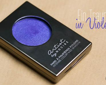 Ein bisschen Beauty   Purple Mania Look