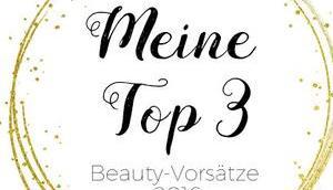 [Blogparade] Meine Beauty-Vorsätze 2016