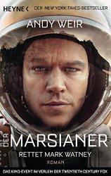 Buchrezension: The Martian – der Marsianer