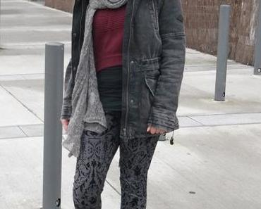 [Outfit] Gray Winter Days