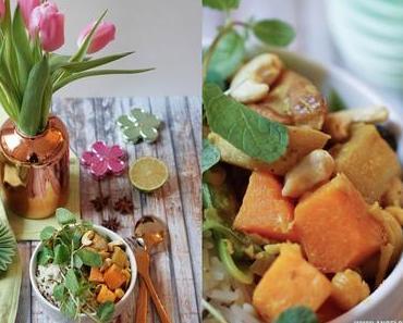 [cooks...] vegan Vegetable Curry