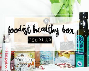 Foodist Healthy Box Februar 2016