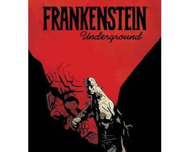 Rezension: Frankenstein Underground // Comic