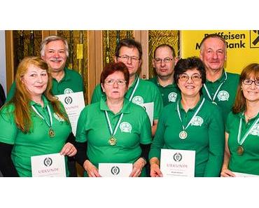 Erfolgreiche Bezirksmeisterschaft für die Mariazeller Sportschützen