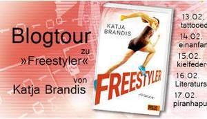 Blogtour: Freestyler Katja Brandis
