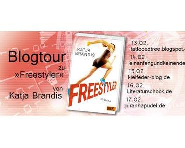 Blogtour: Freestyler von Katja Brandis